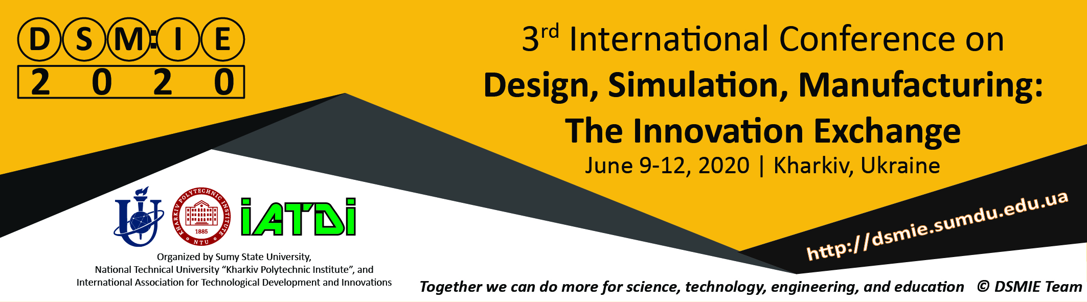 3rd International Conference On Design Simulation Manufacturing The Innovation Exchange Dsmie 2020 Journal Of Engineering Sciences
